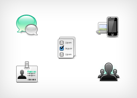 Shakespeak Icons